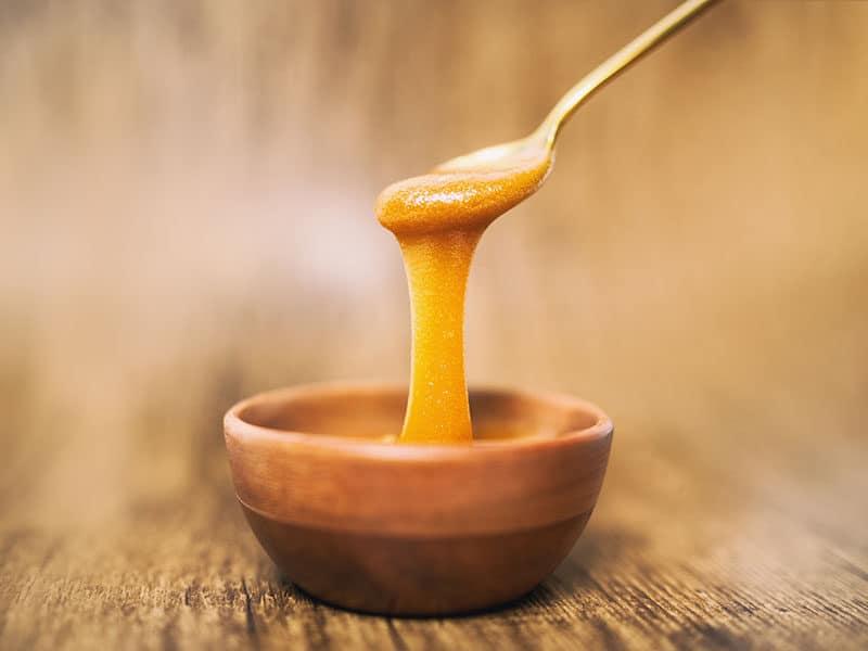 Manuka Honey Spoon Dipped
