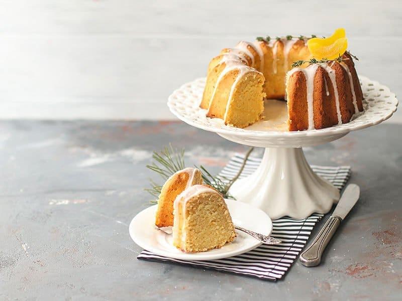 Lemon Cake Stands