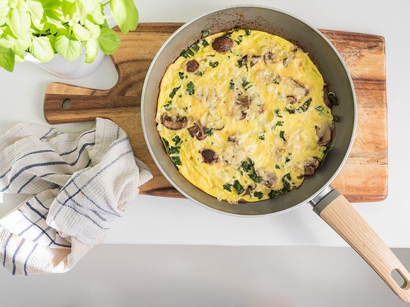 Omelette Fry Pan