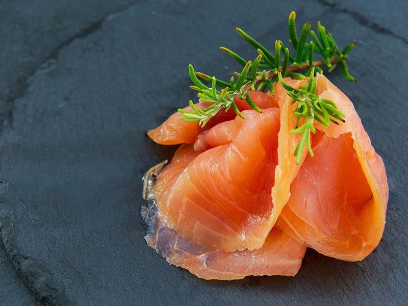 Smoked Salmon Rosemary