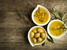 Best Olive Oil for Cookings