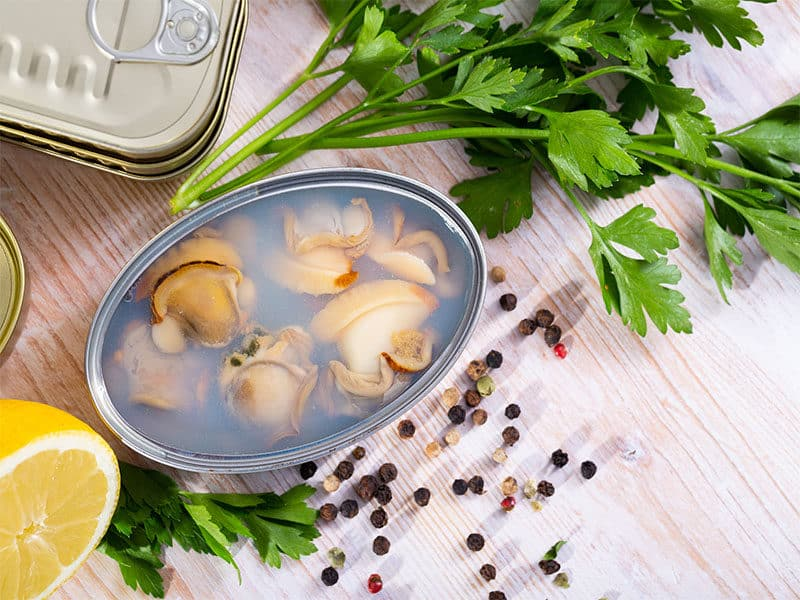 Canned Clam Recipes
