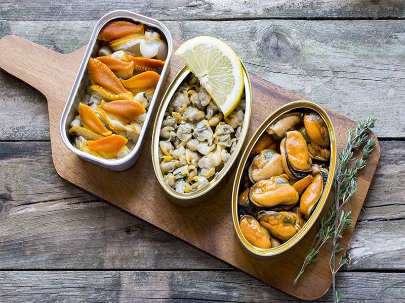 Canned Clam Sauce