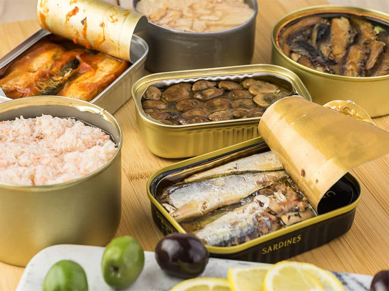 Canned Tuna Benefits
