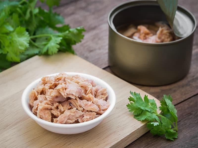 Canned Tuna Calories