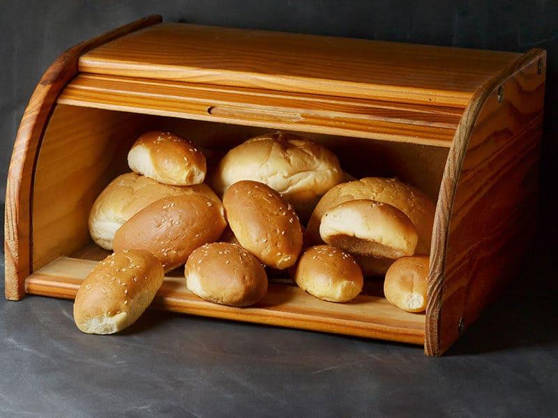 Fresh Baked Sesame Boxes