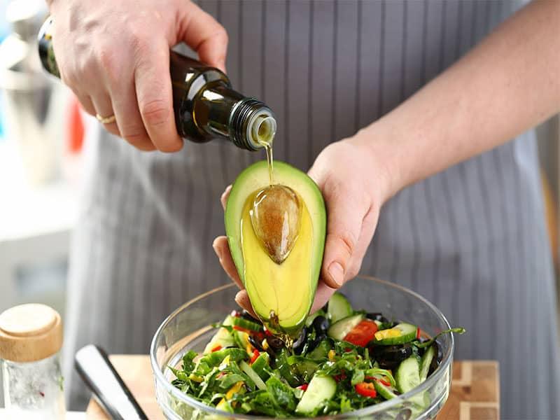 Pressed Avocado Oil