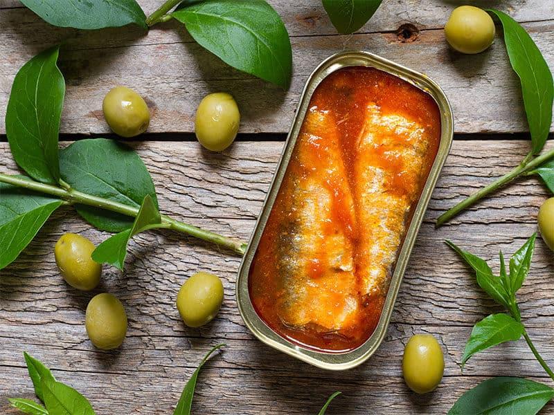 Canned Sardine Ecipes