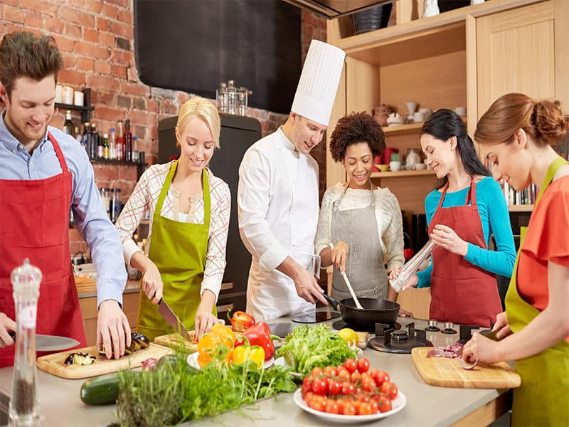 Cooking Classes Toronto