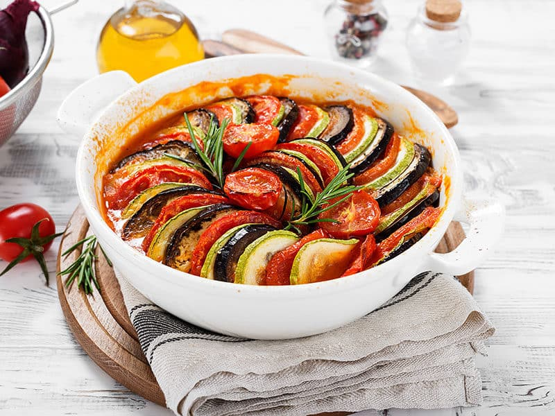 Ratatouille Traditional French