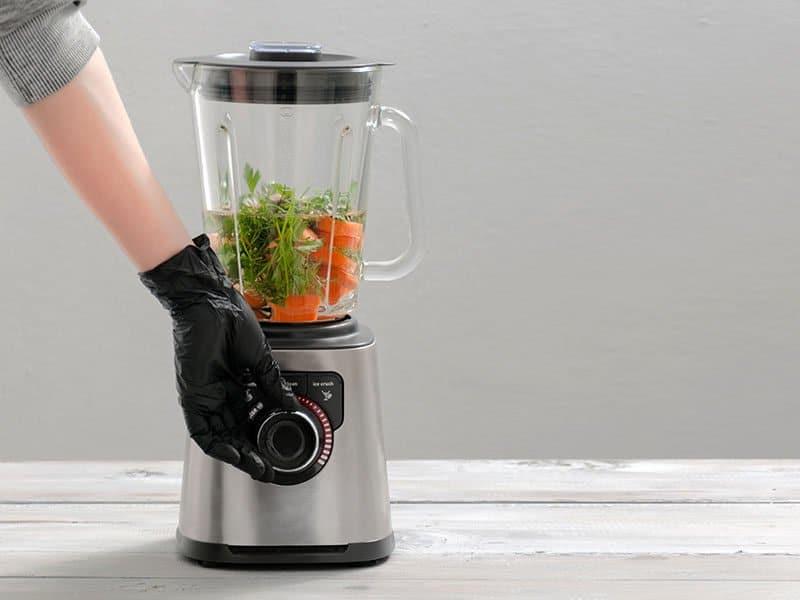 Blender Carrot Parsley