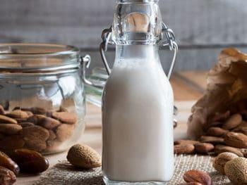 Bottle Almond Milk