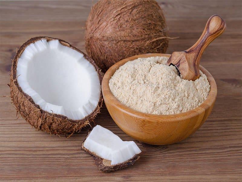 Coconut Flour Bowl Scoop