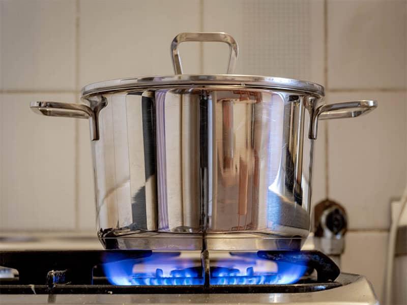 Cooking Flame Stove Metal