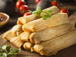Corn Chicken Tamales