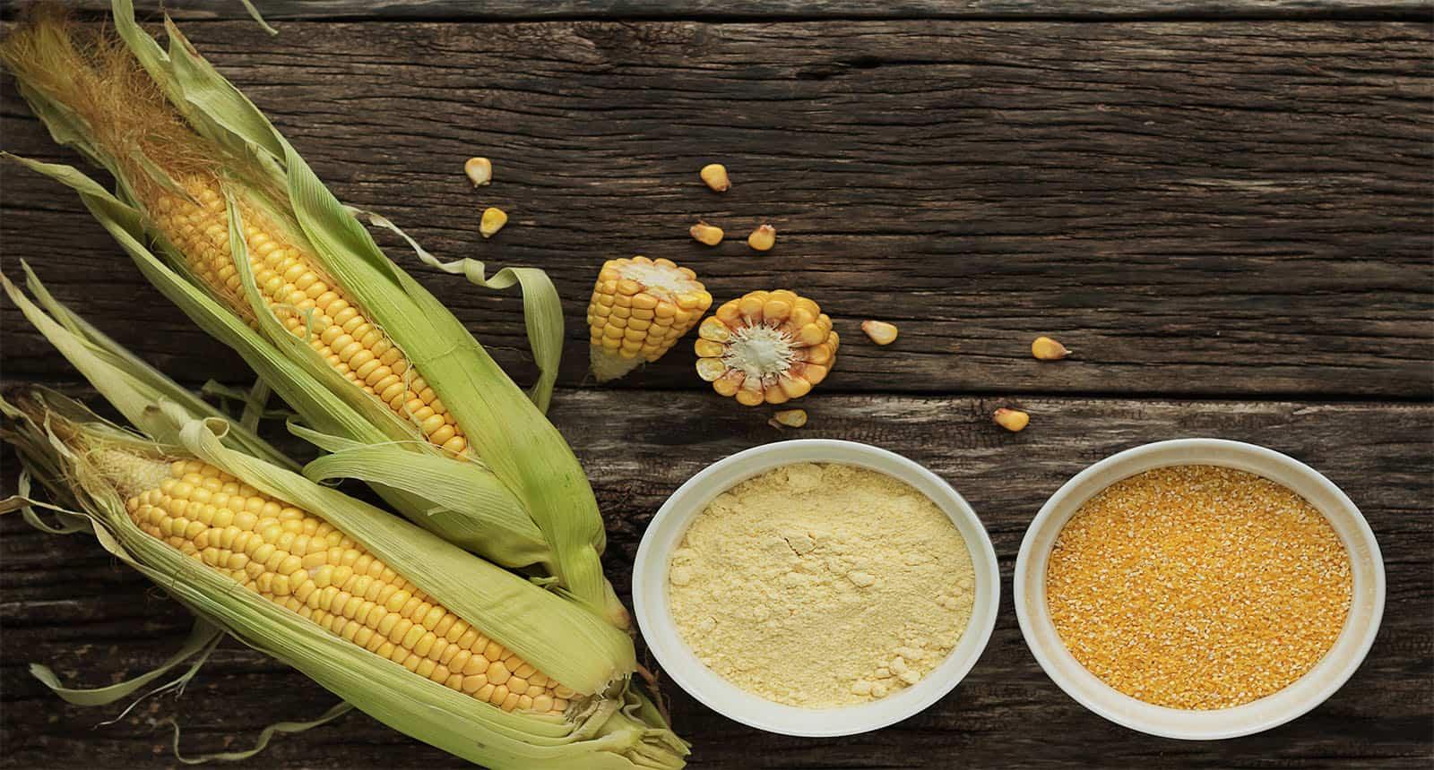 Cornmeal Substitutes