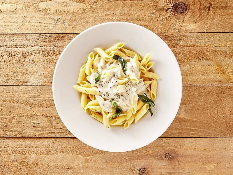 Creamy Italian Penne Pasta