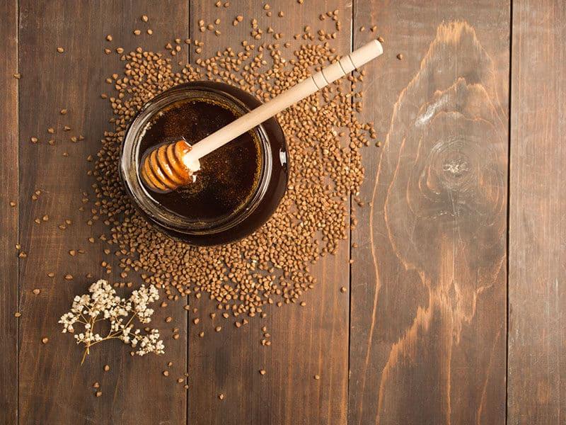Dark Buckwheat Honey