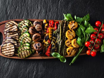 Eat with Roasted Vegetables