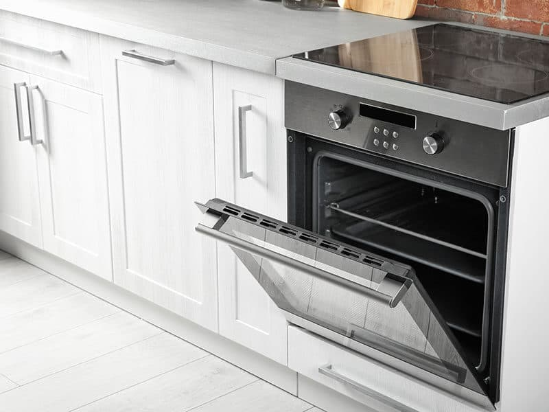 Electric Oven Kitchen