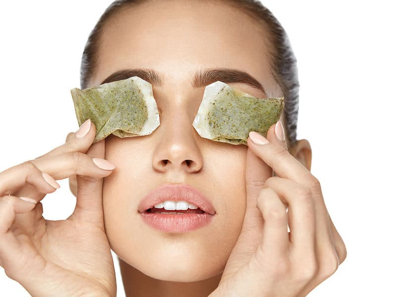 Eye Skin Care Beautiful