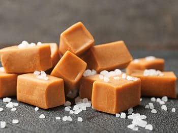 Freeze Fudge Caramel