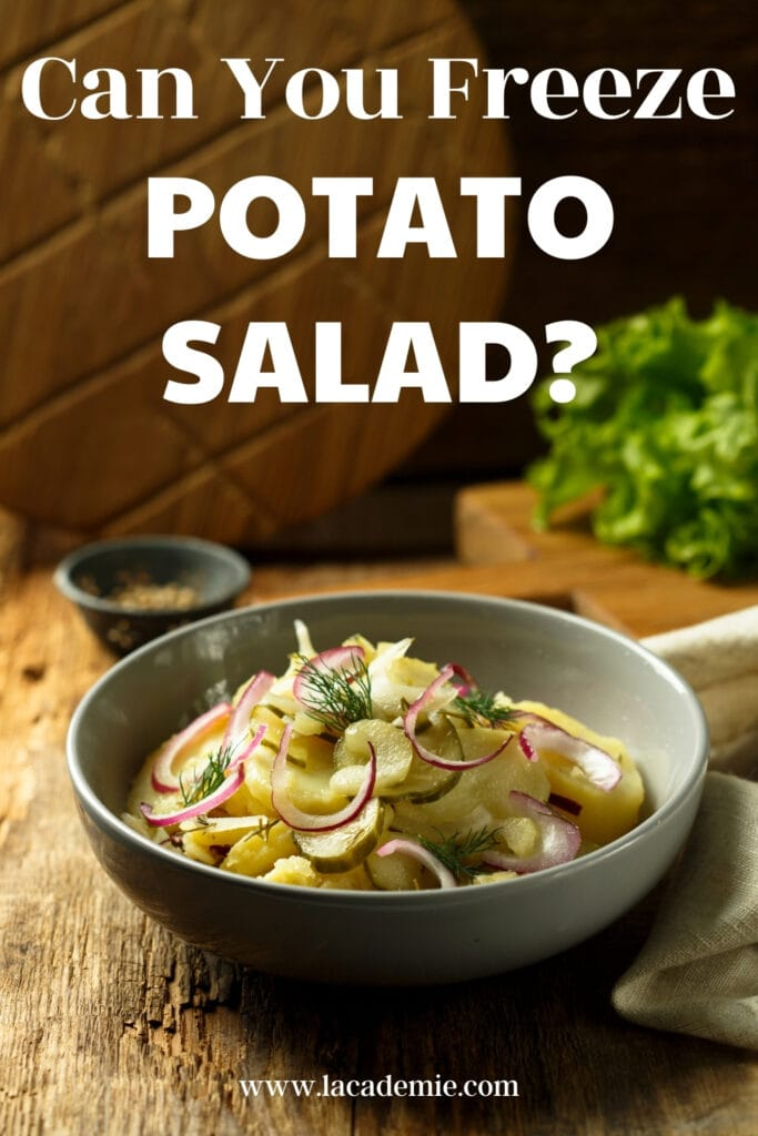 Freeze Potato Salad