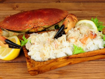 Fresh Cooked Brown Crab Meat
