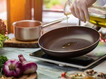 Frying Pan Green