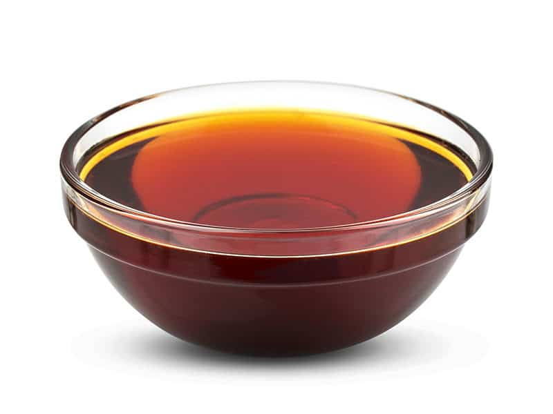Golden Syrup Isolated