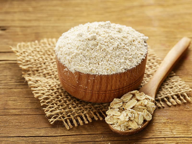 Natural Organic Oat Flour