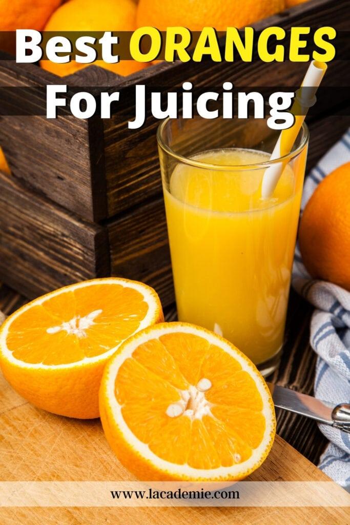 Oranges Juicing