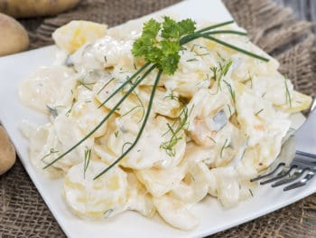 Potato Salad Some Fresh