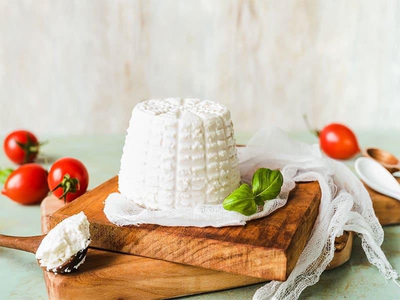 Ricotta Cheese Base