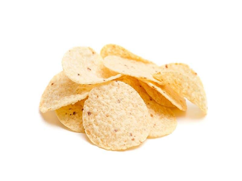 Round Tortilla Corn Chips
