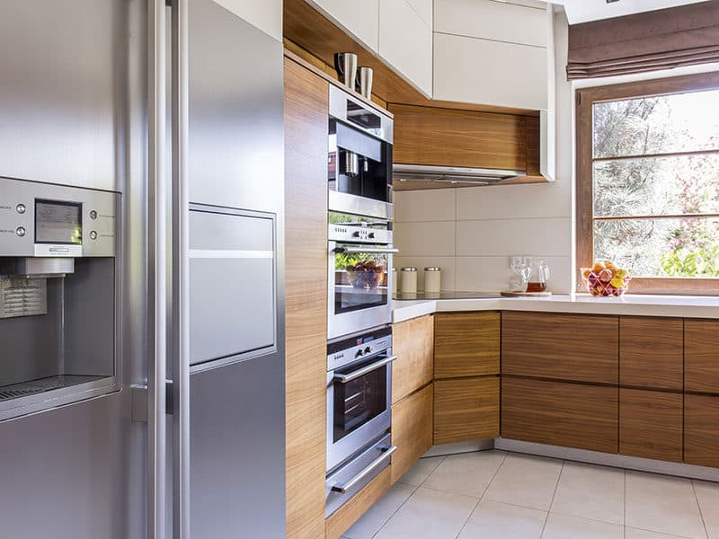 Side by Side Refrigerator