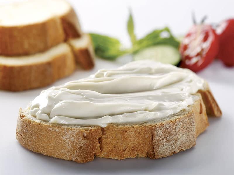 Slice Bread Cream Cheese
