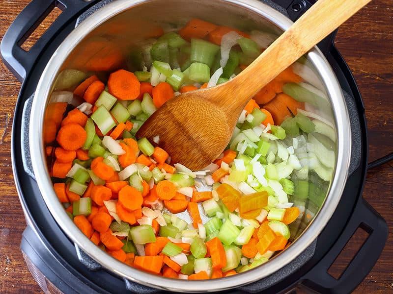 Soup Made Instant Pot