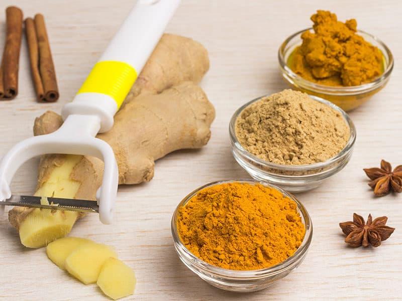 Spice Set Ginger Root