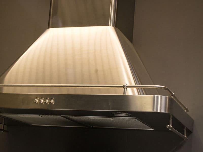 Stainless Steel Kitchen Cupboard