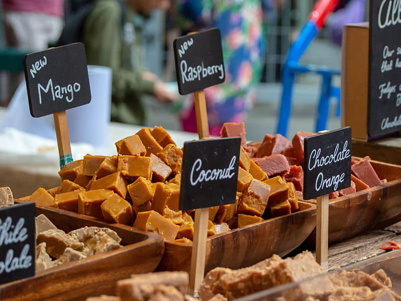 Traditional British Fudge