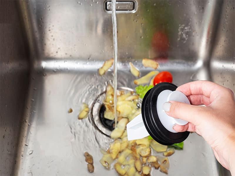 Vegetable Waste Kitchen Sink