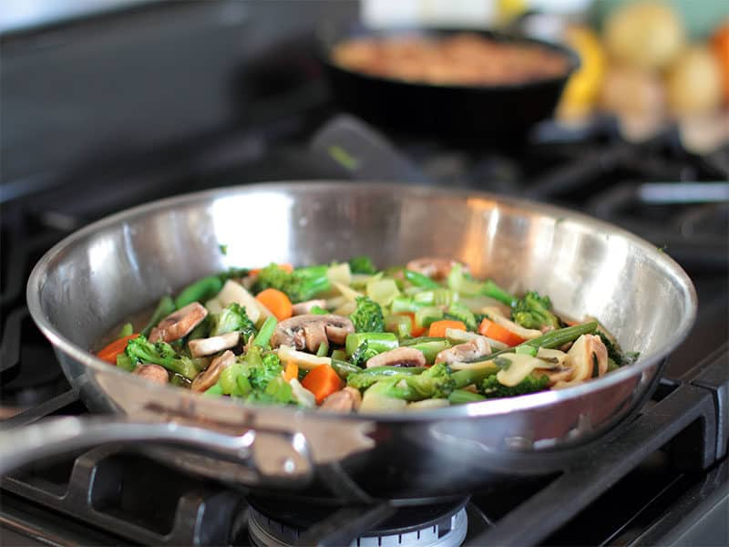 Vegetables Cooking Stainless