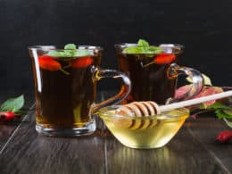 Vodka And Grape Juice