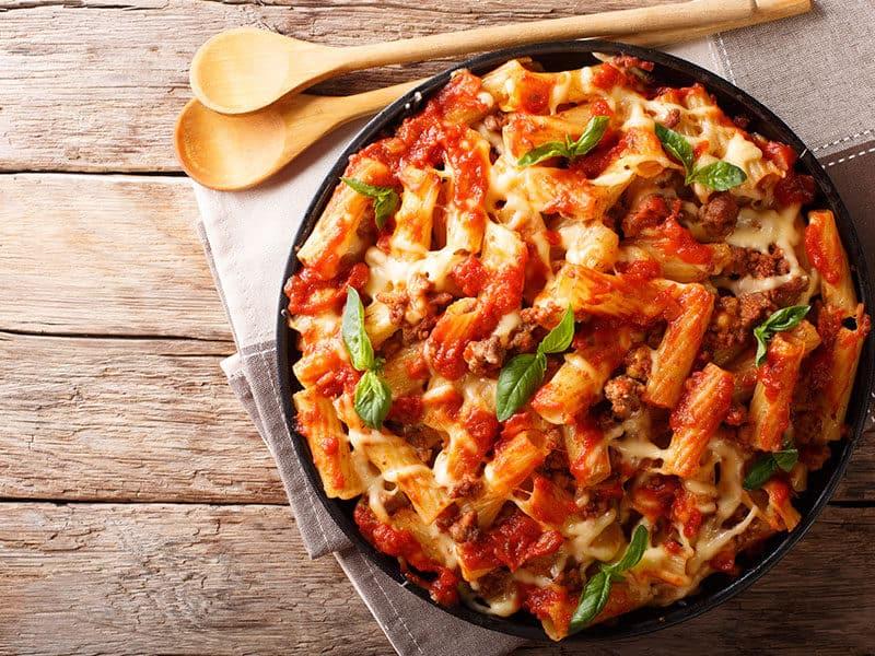 Beef Pasta Recipe