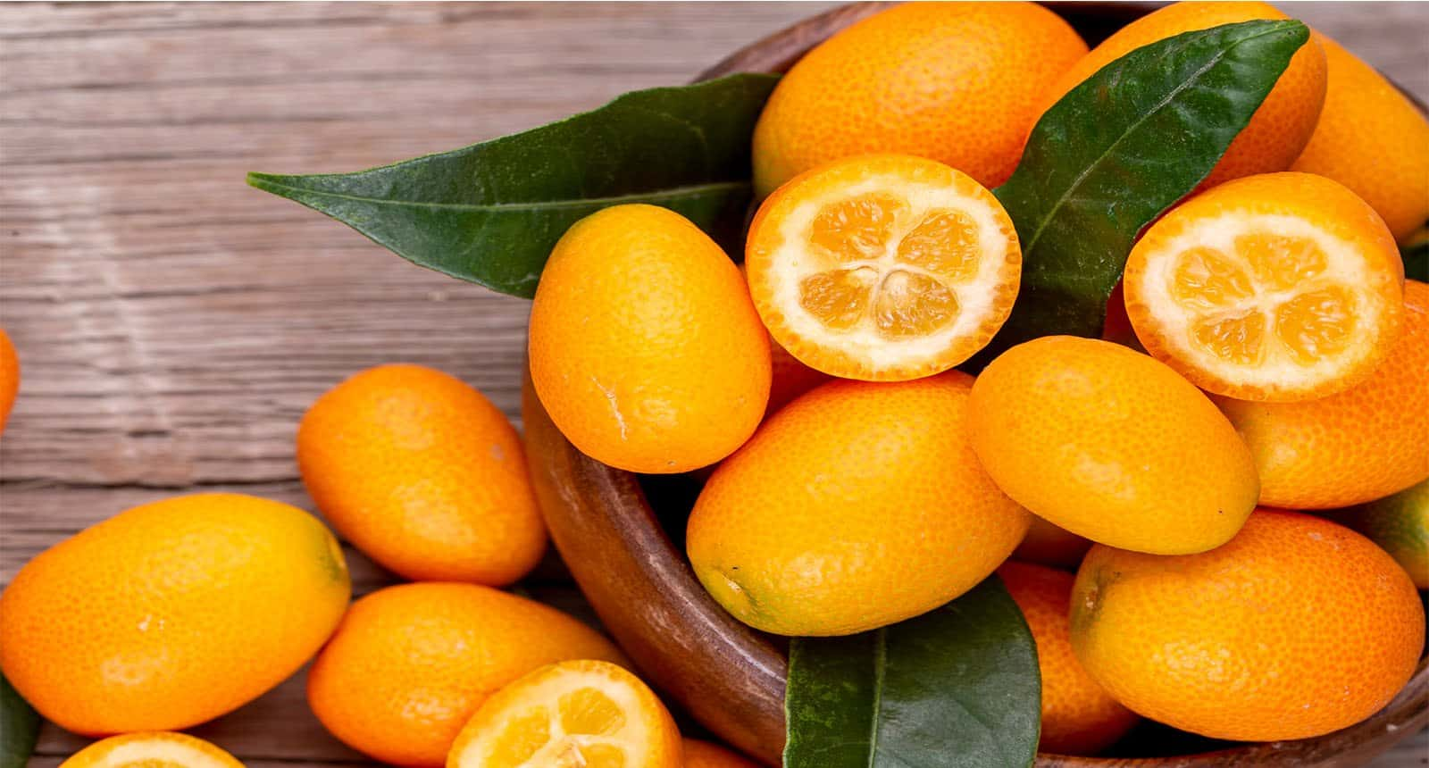 Bunch Fresh Kumquats Organic