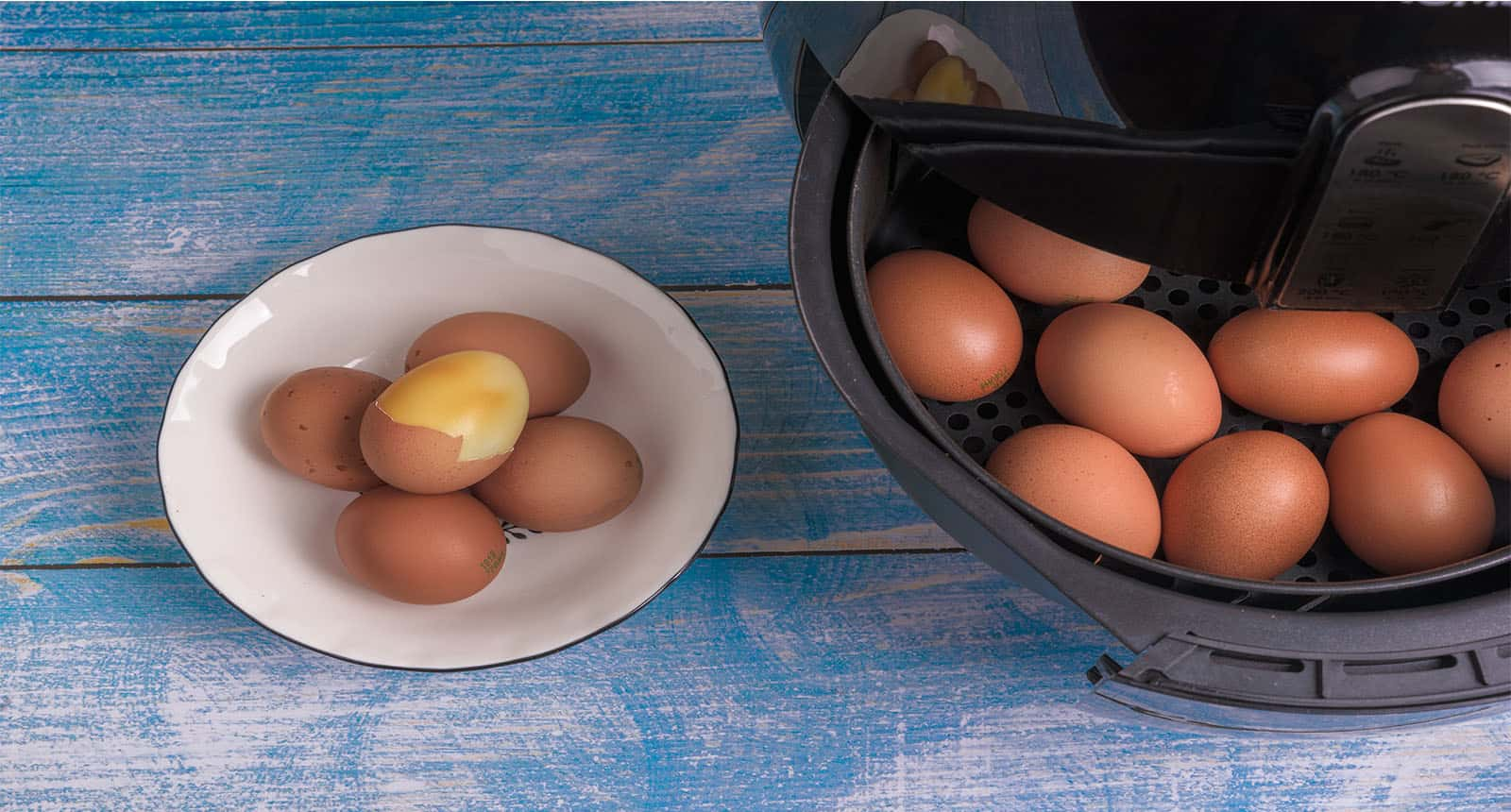 Cook Eggs Easily