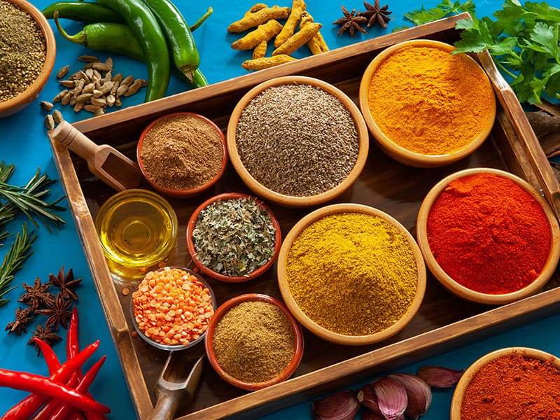 Flavorful Spices