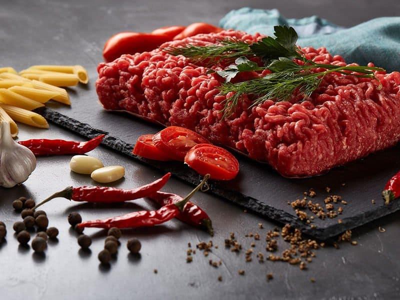 Forcemeat Beef