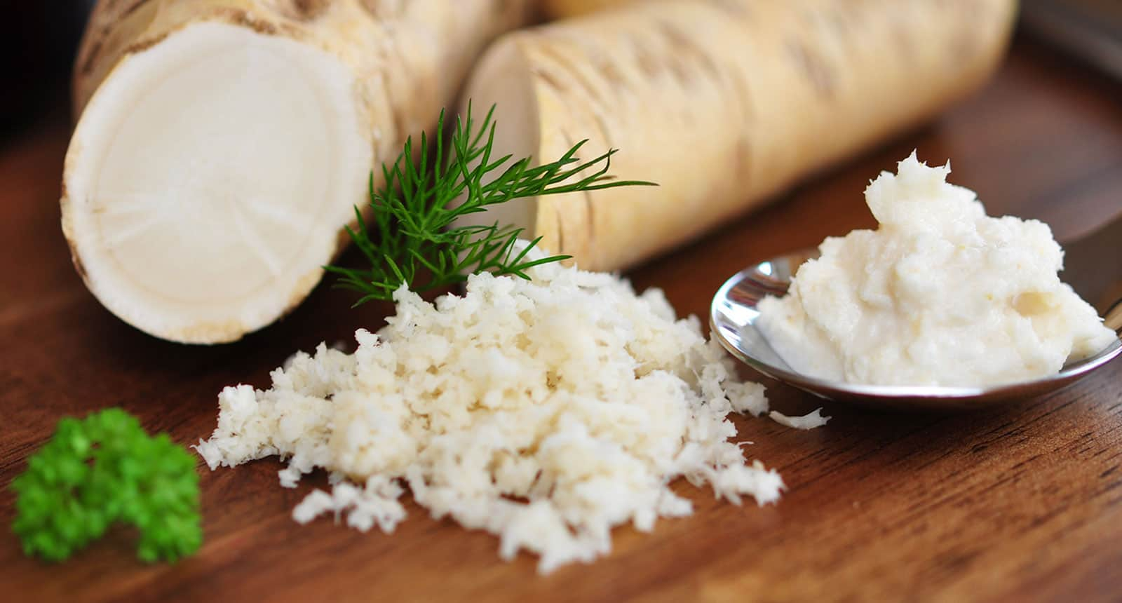 Fresh Horseradish